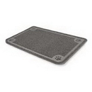 Petmate Litter Catcher Mat - Grey - Extra Large