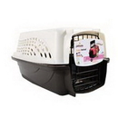 Petmate 2 Door Top Load Kennel - White/Coffee - 19 Inch