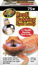 Zoo Med Repti Basking Spot Lamp - 75 Watt