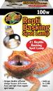 Zoo Med Repti Basking Spot Lamp - 100 Watt