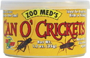 Zoo Med Can O  Crickets - 1.2 Ounce
