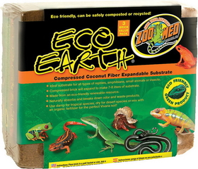 Zoo Med Eco Earth / 3 Pack - Ee-20