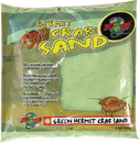 Zoo Med Hermit Crab Sand - Green - 2 Pound