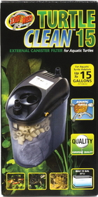 Zoo Med Turtle Clean 501 Canister Filter - Tc-30