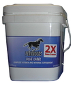 Pennwoods 2X Blue Label Double Strength Supplement For Horse - 25 Pound