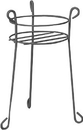Woodstream Canterbury Plant Stand - Black - 21 Inch