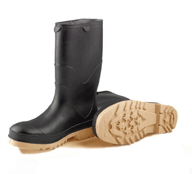 Tingley Rubber Stormtracks Youth Pvc Boot Black / 7 - 11714