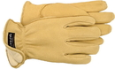 Boss Therm Premium Insulated Deerskin Driver Glove - Tan - Extra Large