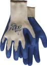 Boss Flexigrip Latex Palm String Knit Glove - Blue - Small