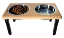 Ethical Posturepro Adjustable Double Diner - Oak - 2 Quart