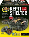 Zoo Med Repti Shelter 3-In-1 Cave - Brown - Small
