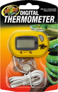 Zoo Med Digital Thermometer For Terrariums