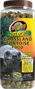 Zoo Med Natural Grassland Tortoise Food - 15 Ounce