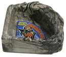 Zoo Med Repti Rock Corner Bowl - Assorted - Large