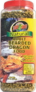 Zoo Med Natural Adult Bearded Dragon Food - 20 Ounce
