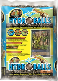 Zoo Med Hydroballs / 2.5 Pound - Vc-10