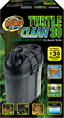 Zoo Med Turtle Clean 30 External Canister Filter - Up To 60 Gallon
