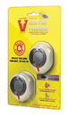 Woodstream Victor Mini Pro Pest Chaser Sonic Rodent Repellent - 2 Pack