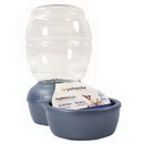 Petmate Replendish Waterer With Microban - Peacock Blue - 1 Gallon