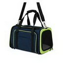 Petmate See & Extend Pet Carrier - Navy - 18 Inch