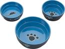 Ethical Fresco Dog Dish - Blue - 7 Inch