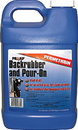 Chemtech Prozap Backrubber & Pour-On - Blue - 2.5 Gallon