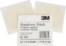 3M Rundown Patch - 3 Inch/4 Pack