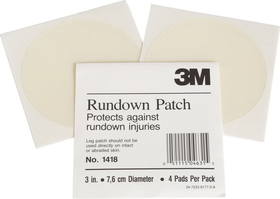 3M Rundown Patch / 4 Pack - 1418D