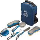 Oster Equine Care Series Grooming Kit - Blue - 7 Piece