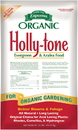 Organic Holly-Tone Evergreen And Azalea Food