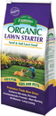 Organic Lawn Starter Seed And Sod Lawn Food