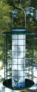 Audubon/Woodlink Avian Series Mixed Seed Cage Bird Feeder - Green - 4.5 Pound Cap
