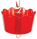 Audubon/Woodlink Deterant Ant Guard For Bird Feeders - Red - 3X3X4 Inch