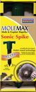 Bonide Molemax Sonic Spike Mole & Gopher Repeller