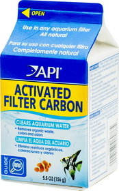 Mars Fishcare North Amer Activated Filter Carbon / 3.5 Oz - 76A