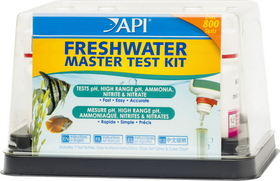 Mars Fishcare North Amer Freshwater Master Test Kit - 34