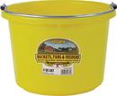 Miller Little Giant Plastic Bucket - Yellow - 8 Quart