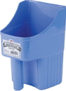Miller Little Giant Enclosed Feed Scoop - Berry - 3 Quart