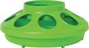 Miller Little Giant Feeder Base For Poultry - Green - 1 Quart