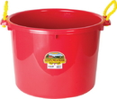 Miller Little Giant Muck Tub - Red - 70 Quart