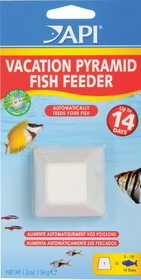 Mars Fishcare North Amer Pyramid 7Day Feeder / 1 Pack - 71A