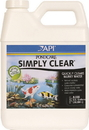 Mars Fishcare Pond Pondcare Simply Clear Bacterial Pond Clarifier - 32 Ounce