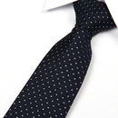 TOPTIE Men's Diamond Woven Tie 3.2