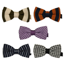 TOPTIE Men's Tuxedo Pre-Tied Knitted Bow Ties Wholesale 5pc Mixed Lot