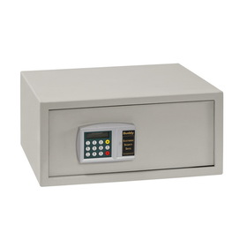 BUDDY PRODUCTS 3217-32 Electronic Laptop Safe - Platinum