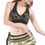 BellyLady Belly Dance Tribal Embroidery Halter Bra Top Christmas Gift Idea