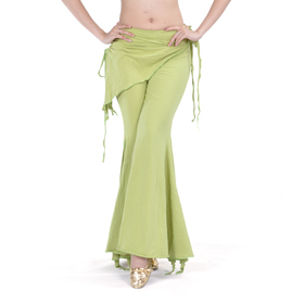 BellyLady Belly Dance Tribal Pants (Small Size)
