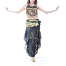 BellyLady Belly Dance Exotic Tarantella Harem Pants,  Halloween Costume