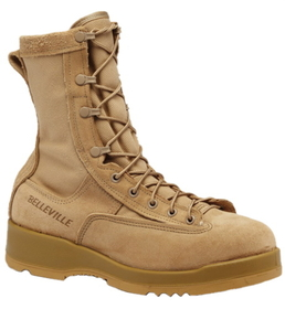Belleville 330DESST Hot Weather Desert Safety Toe Flight Boot, Tan