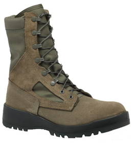 Belleville 600 - Hot Weather Combat Boot - USAF, Sage Green